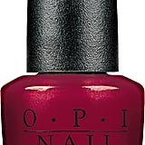 OPI Nail Lacquer in I'm Not Really a Waitress