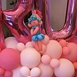 Khloé Kardashian Celebrates True's 2nd Birthday   Pictures
