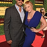 Matt Robinson and Natasha Bedingfield