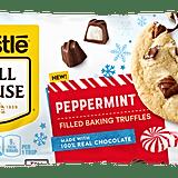Nestlé Peppermint Filled Baking Truffles