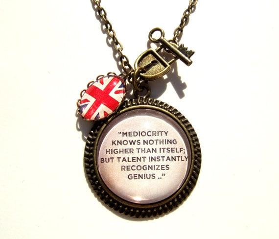 Sherlock Necklace ($33)