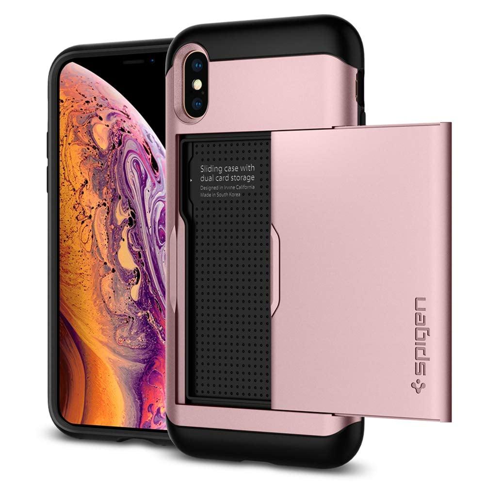 Spigen iPhone Wallet Case