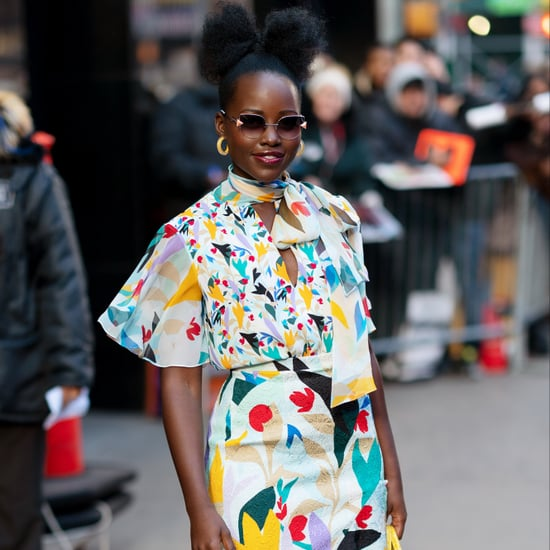 Lupita Nyong'o's Beauty Looks
