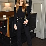 Kristina Bazan at the 2016 W Magazine It Girls Event