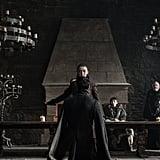 Arya and Sansa Double Cross Littlefinger