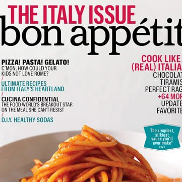 Bon Appetit Magazine's New Look