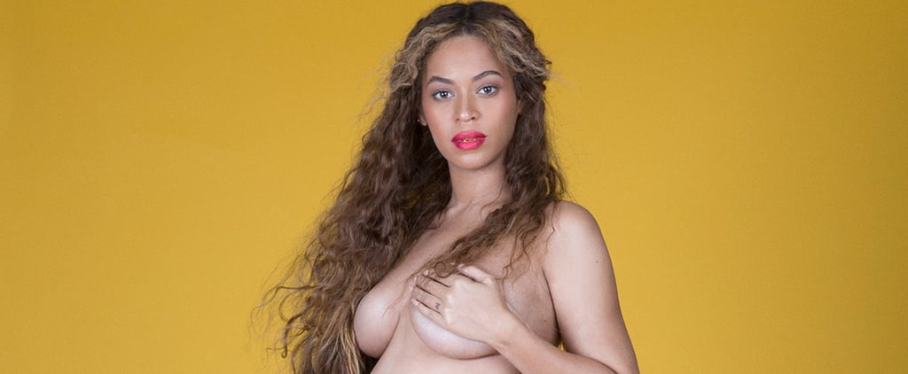 Beyoncé Just Flooded the Internet With Tons of Pictures of Her Sweet Baby Bump