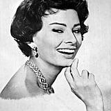 Sophia Loren: Ferragamo Sophia Bag