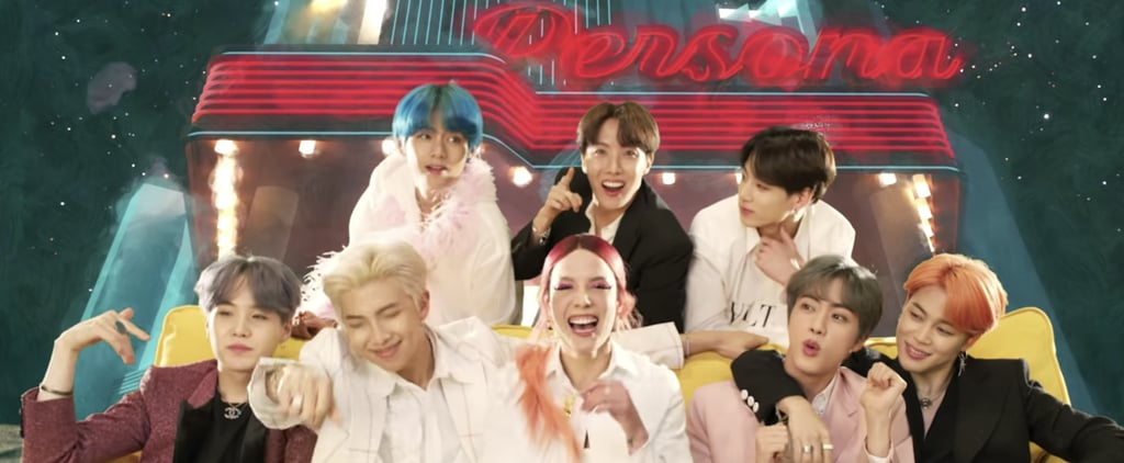 """BTS and Halsey """"Boy With Luv"""" Music Video"""