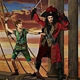 Christopher Walken as Captain Hook.