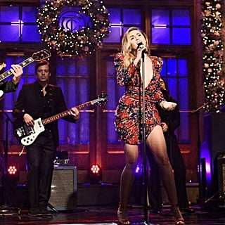 "Miley Cyrus ""War Is Over"" SNL Performance Video"