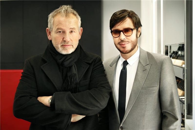Francois Nars and Fabien Baron