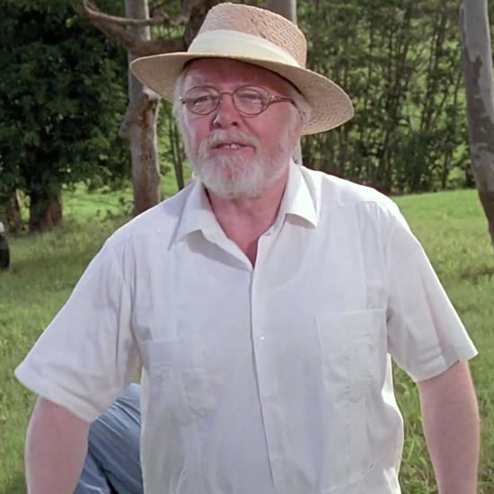 "Richard Attenborough ""Welcome to Jurassic Park"" Video"