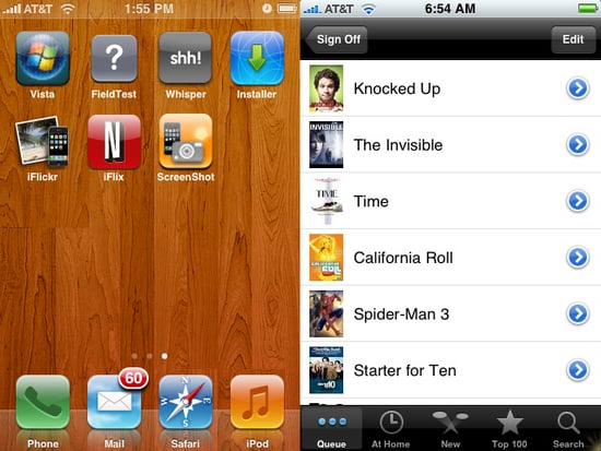 Geek Tip: Manage Netflix From Your iPhone