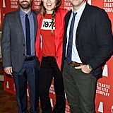 Will Forte Crashes Jason Sudeikis and Olivia Wilde's Date Night
