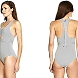 The Upside Stripe One Piece, $219
