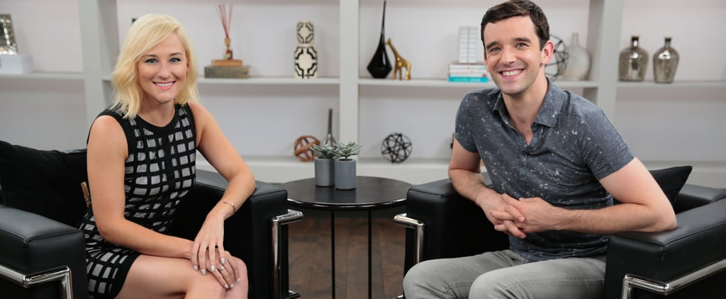 Michael Urie Interview   Video