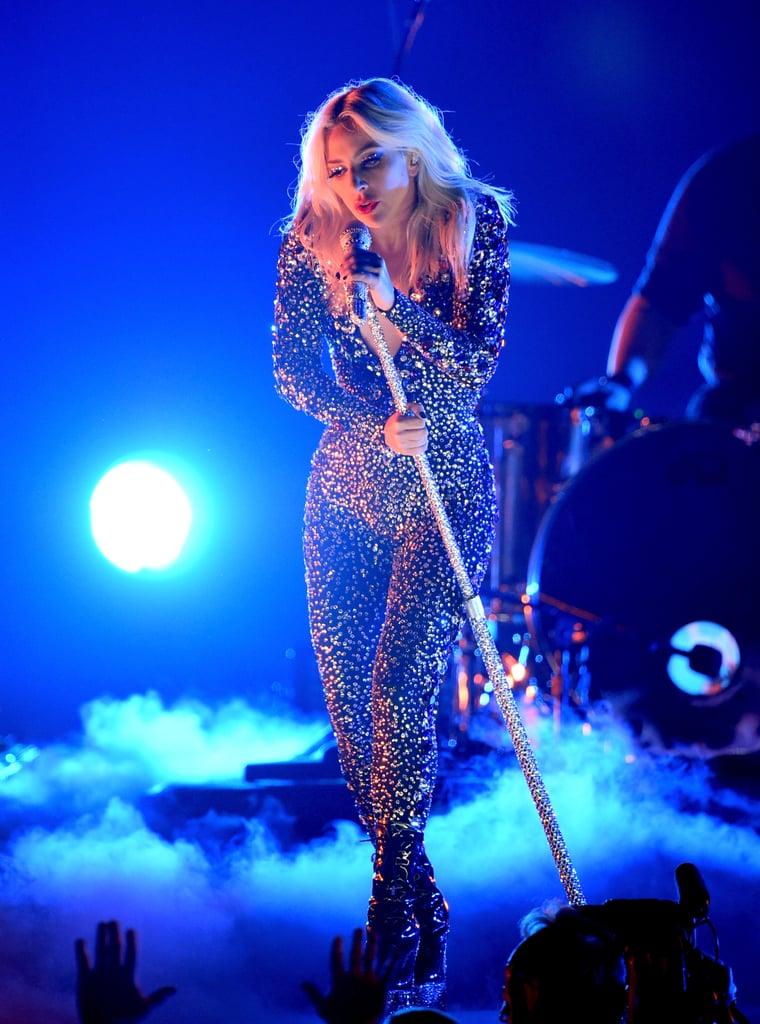 Lady Gaga Performance Makeup 2019 Grammys Popsugar Beauty