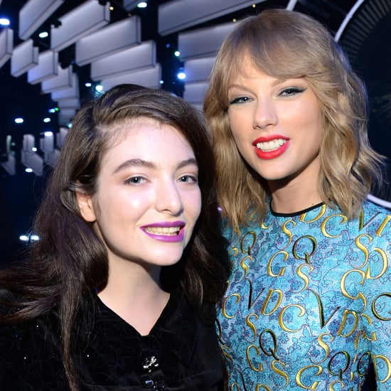 Lorde and Diplo Tweet About Taylor Swift