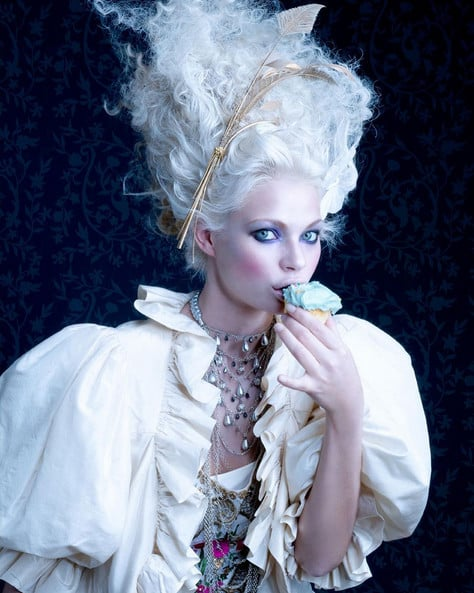 Marie Antoinette Halloween Makeup Ideas | POPSUGAR Beauty
