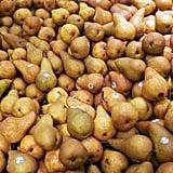 Buy Organic: Pears
