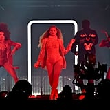 Beyoncé's On the Run II Tour Costumes