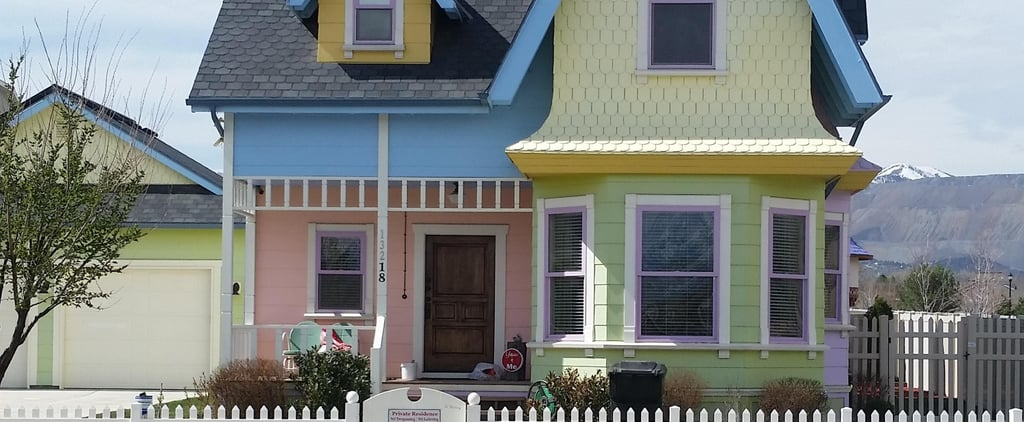 You're Going to Fall in Love With the Real-Life House From Up, Minus This 1 Detail