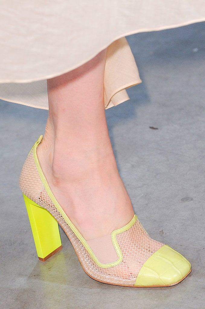 Sheer: Reed Krakoff Spring 2014