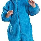 Sesame Street Cookie Monster Costume