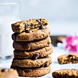Peanut Butter Chickpea Chocolate Chip Cookies