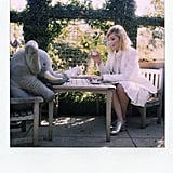 Kirsten Dunst For Band of Outsiders
