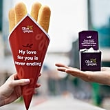 Olive Garden Has Breadstick Bouquets For Valentine's Day!