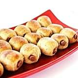 The pigs in a blanket of your youth were never this healthy: these Rollies contain egg whites, rice flour, and olive oil.