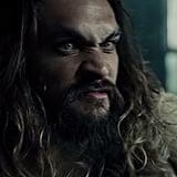 Jason Momoa in Comic-Con 2016 Justice League Trailer