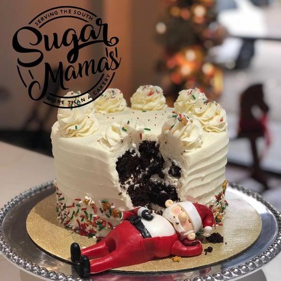 Fat Santa Cakes