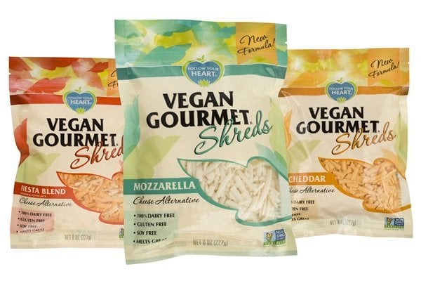 Follow Your Heart Vegan Gourmet Shreds
