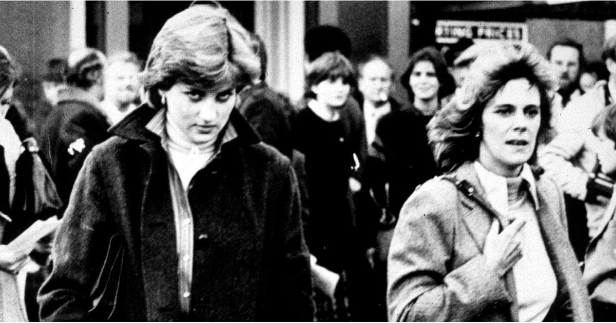 Princess Diana Confronted Camilla Parker Bowles About Affair Popsugar Celebrity