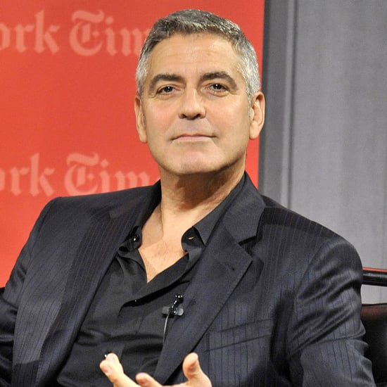 George Clooney Slams the Daily Mail