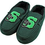 Harry Potter Men's Slytherin House Moccasin Slippers