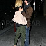 Pictures of Keanu and Charlize