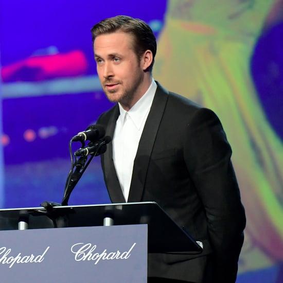 Ryan Gosling's Tribute to Debbie Reynolds