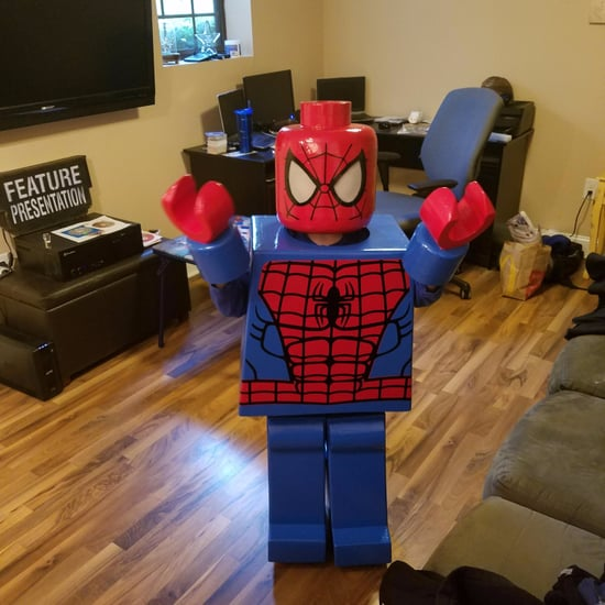 Lego Halloween Costume on Reddit