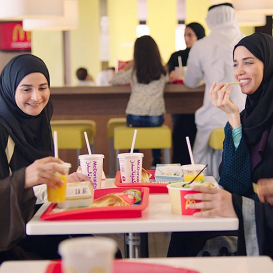 McDonald's UAE Gets Healthier