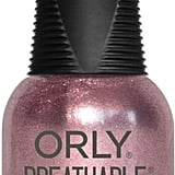 Orly Breathable Treatment + Colour Nail Polish in Soul Sister