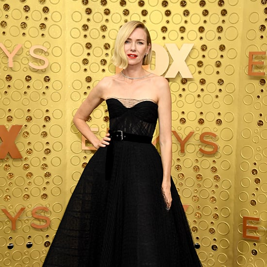 Naomi Watts's Asymmetrical Bob Haircut at the 2019 Emmys