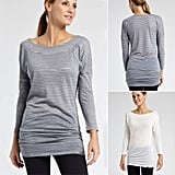 Zobha Sheer Boatneck Tunic
