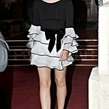Emma Watson Wraps Up Her Time at The Ritz and Preps For Harry's Final Installment