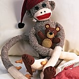 For 7-Year-Olds: Peejay Sock Monkey Kit