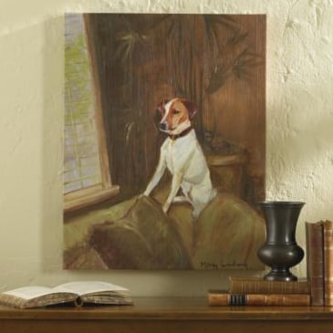 Love It or Hate It? Charlie Dog Giclee Print