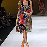 Gisele Bündchen on the Colcci Runway at Rio Fashion Week Spring/Summer 2007